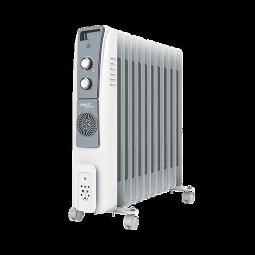 Маслонаполненный радиатор с тепловентилятором SCARLETT SC-51-2811-S5